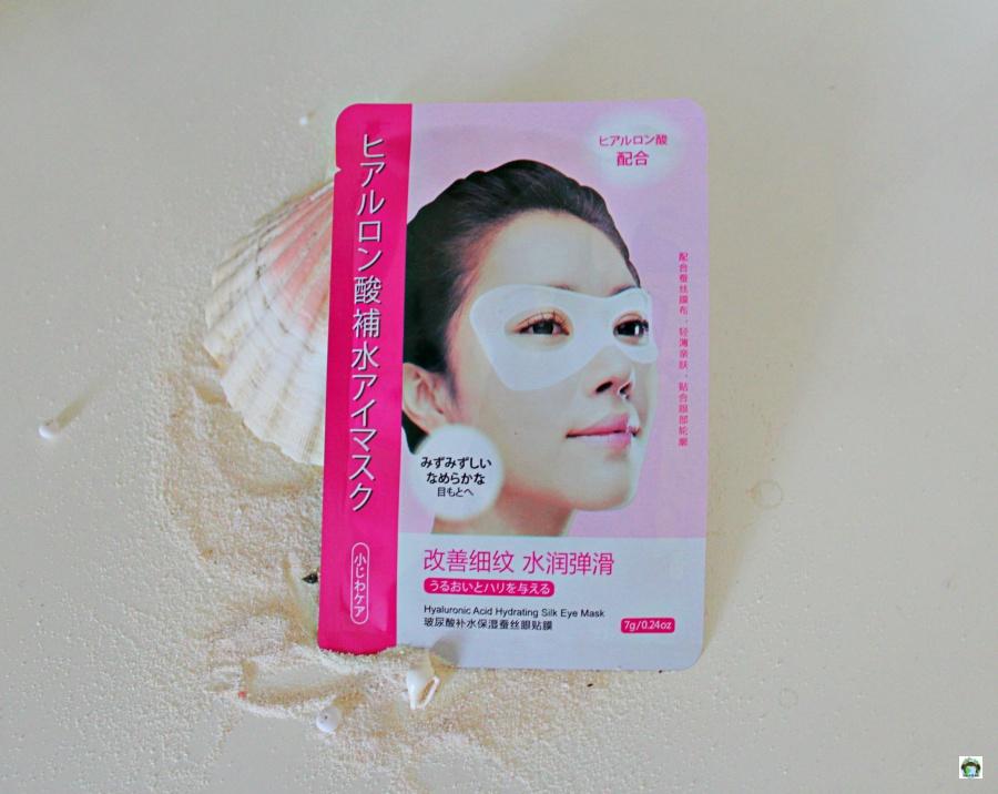 Maschera per occhi perfetti - Cocco on the road