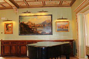 Sala pianoforte Borgo la Caccia - Cocco on the road