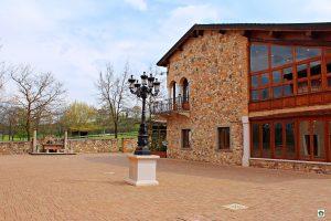 Spazi esterni del Borgo la Caccia - Cocco on the road