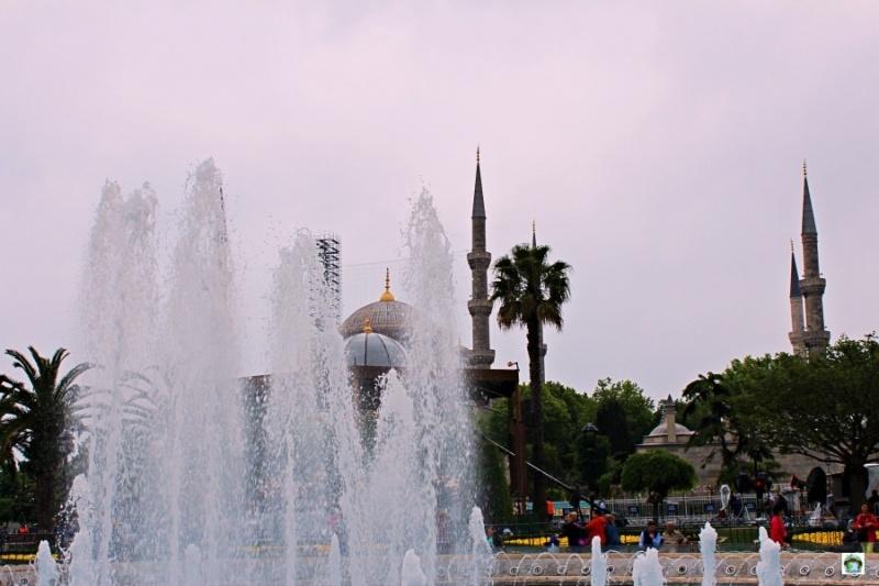 parco fontana Istanbul