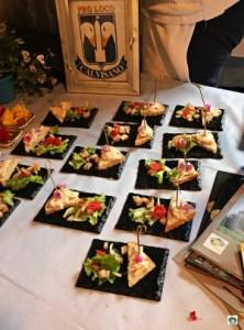 prodotti e cibo sano