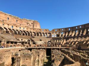 Roma cosa vedere il Colosseo