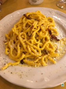 Una buona carbonara a Roma - Cocco on the road