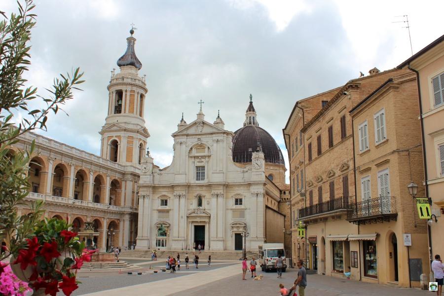 Basilica di Loreto Riviera del Conero Marche