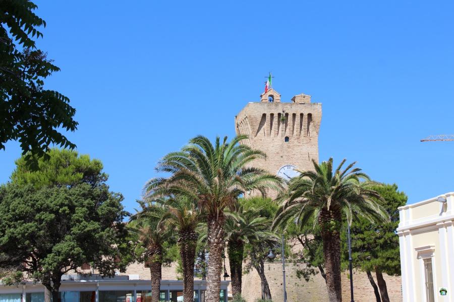 Castello Svevo di Porto Recanati