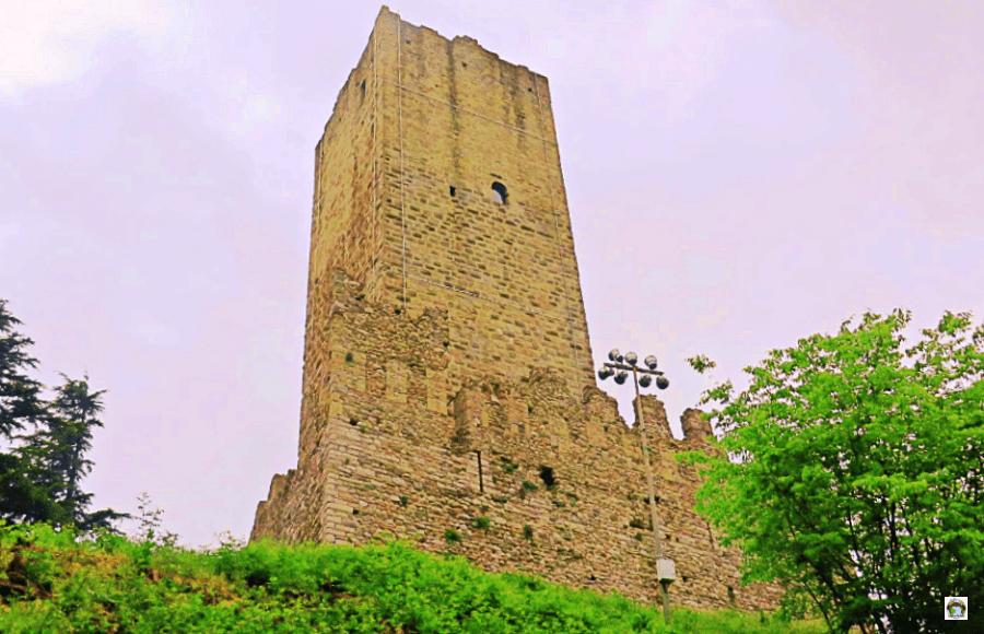 Cosa vedere a Como Castel Baradello
