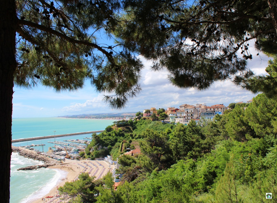 Le spiagge della Riviera del Conero