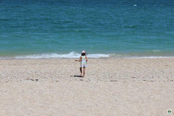 Spiaggia Centro Vacanze De Angelis