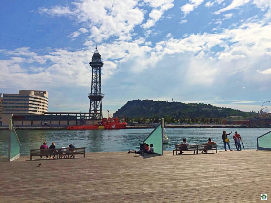 Cosa fare a Barcellona low cost il mare