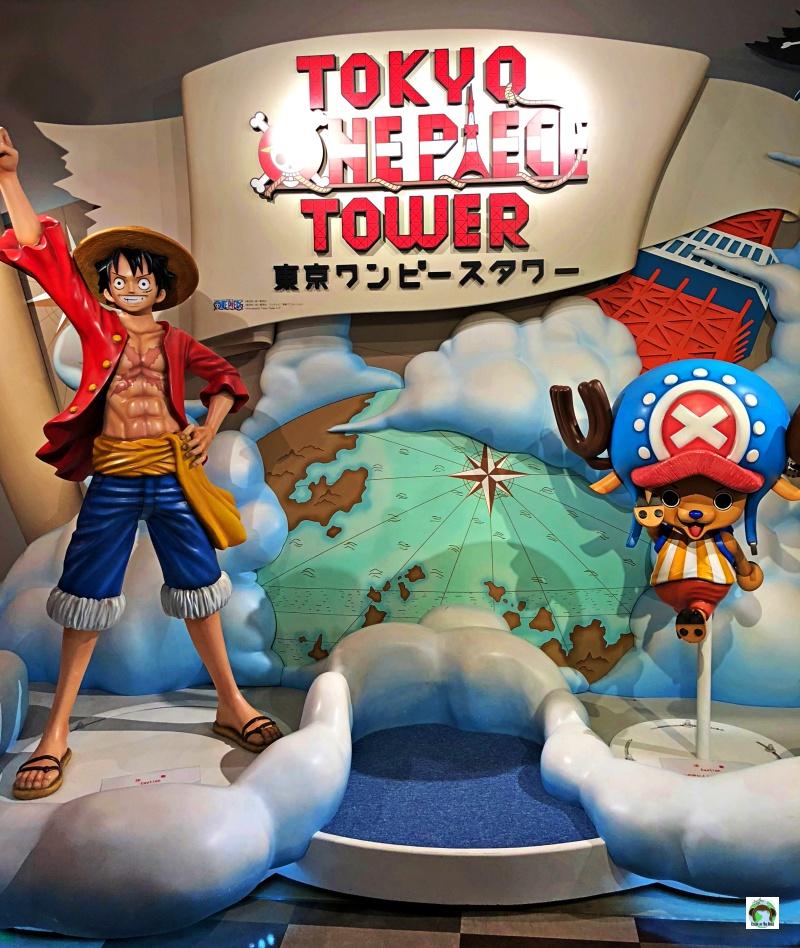 One Piece Tower Tokyo