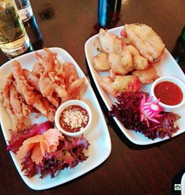 Edimburgo dove mangiare Thai e asian food