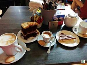 Edimburgo dove mangiare a colazione
