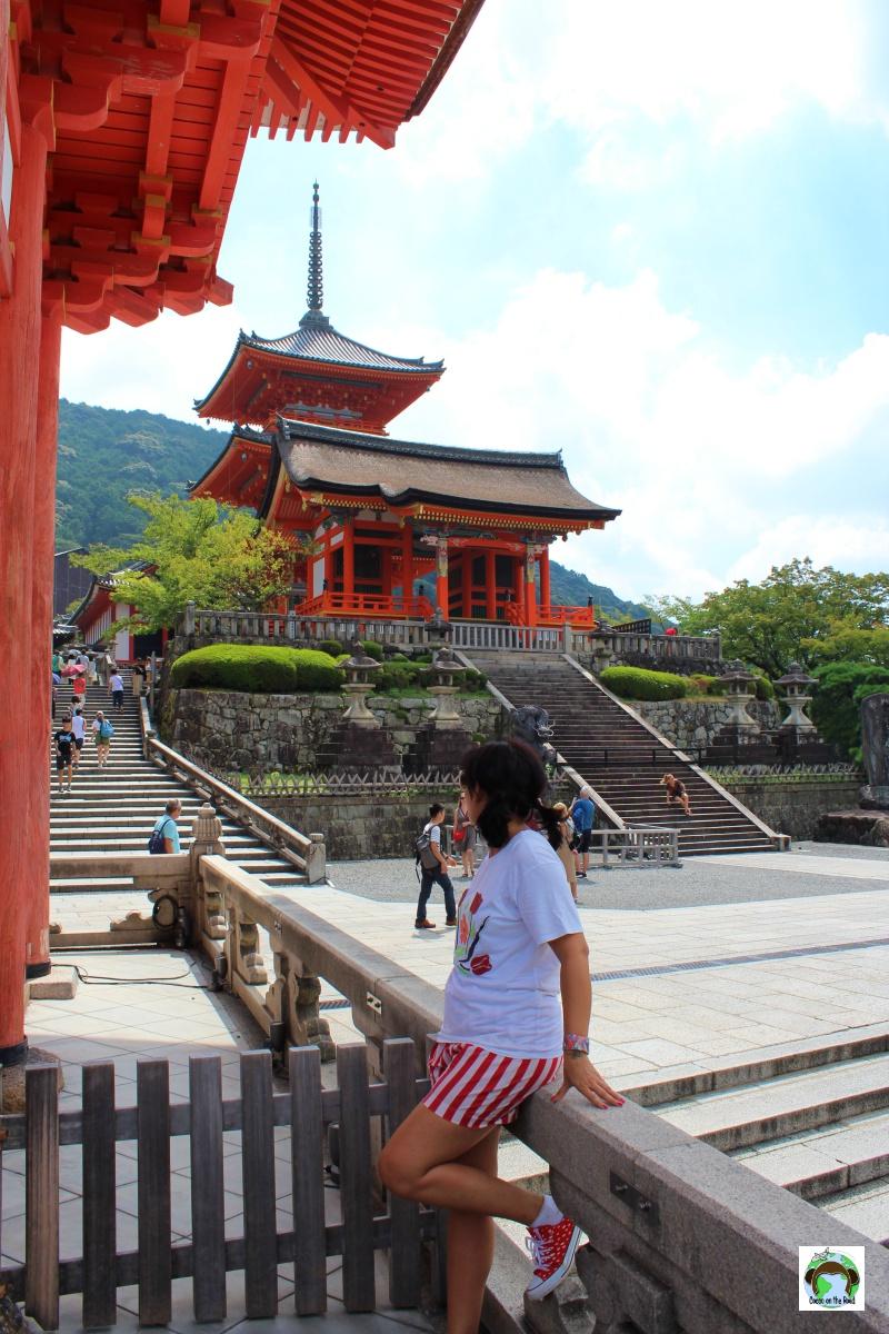 Templi a Kyoto Kiyomizu Dera