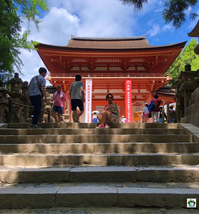 Nara cosa vedere Kasuga Taisha Tempio
