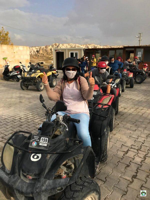 Cosa fare in Cappadocia quad