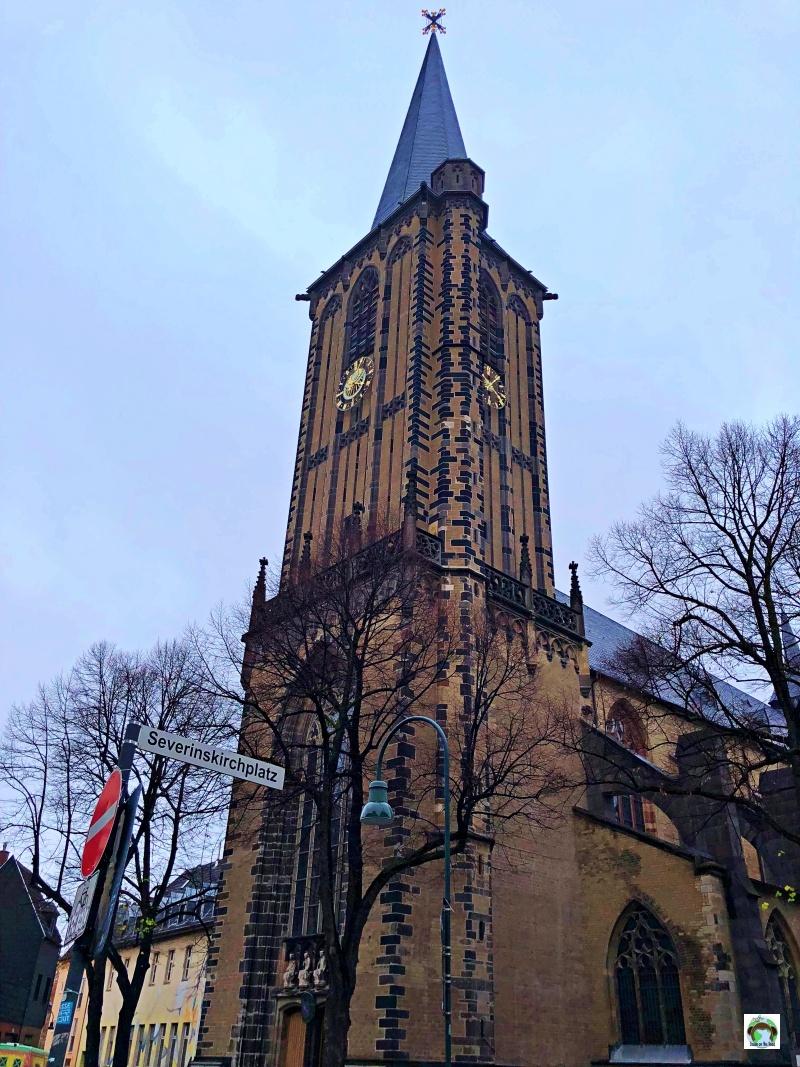 Cosa vedere a Colonia le chiese romaniche