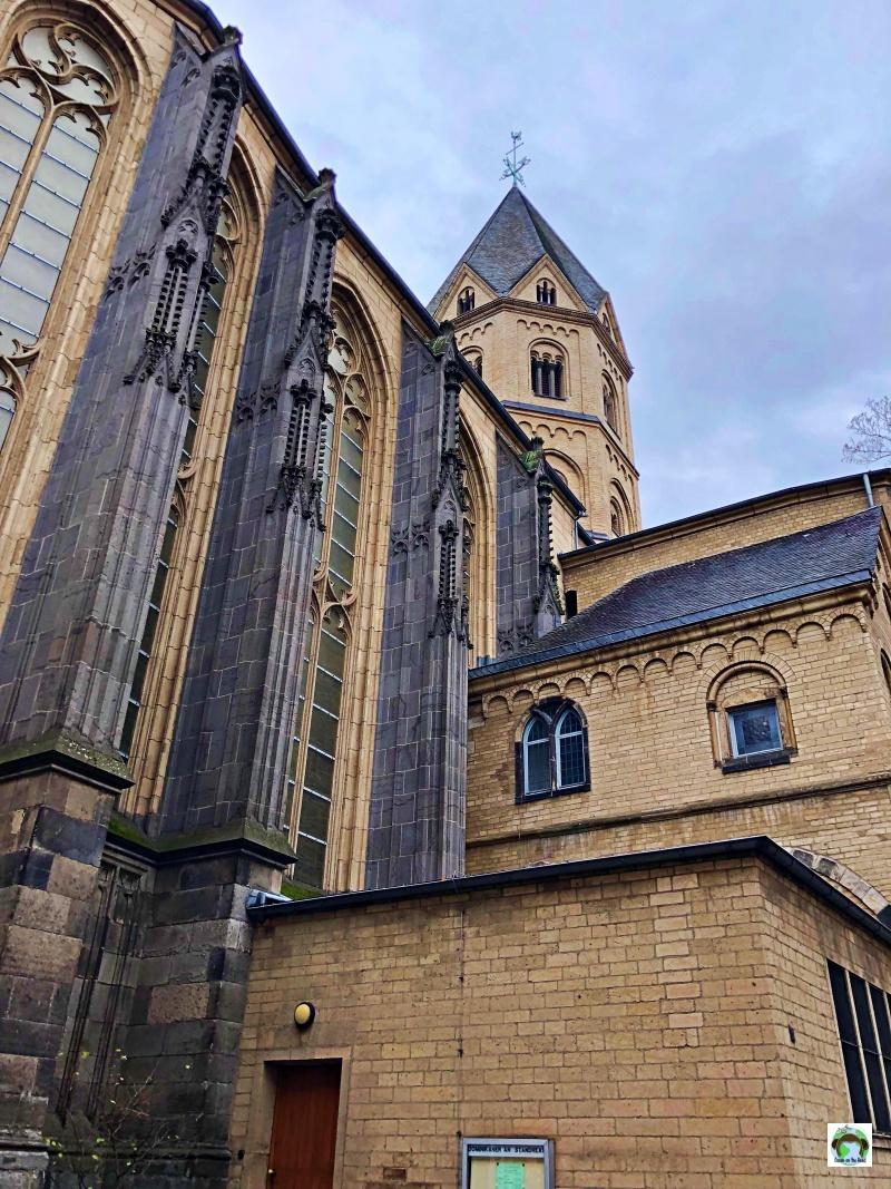 Colonia cosa vedere le chiese