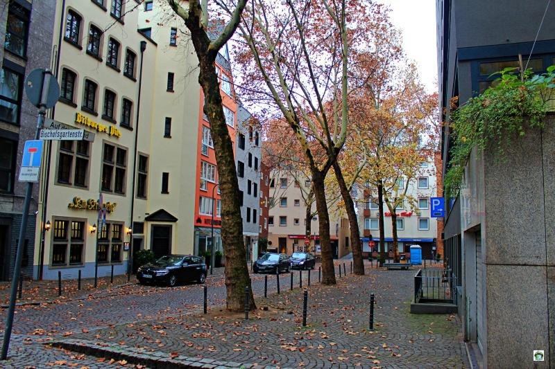 Per le strade di Colonia