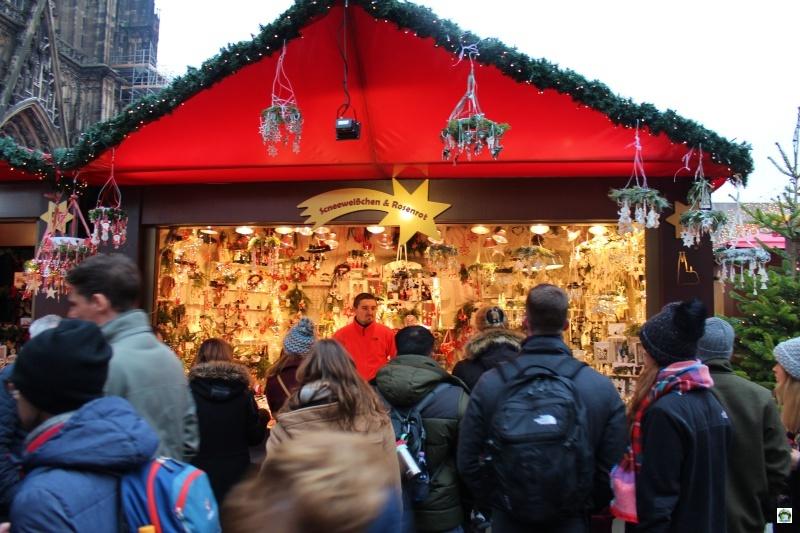 Quando i mercatini di Natale a Colonia