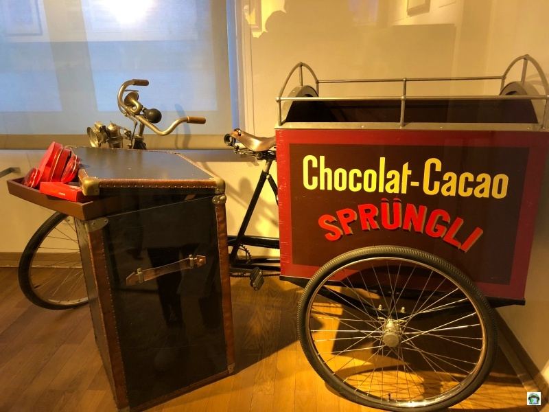 Schokoladenmuseum Museo del cioccolato