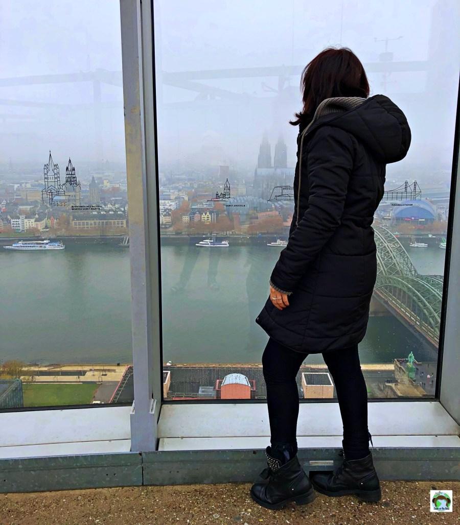 visitare Colonia Triangle Tower