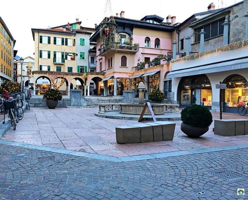 Piazza delle Erbe Riva del Garda