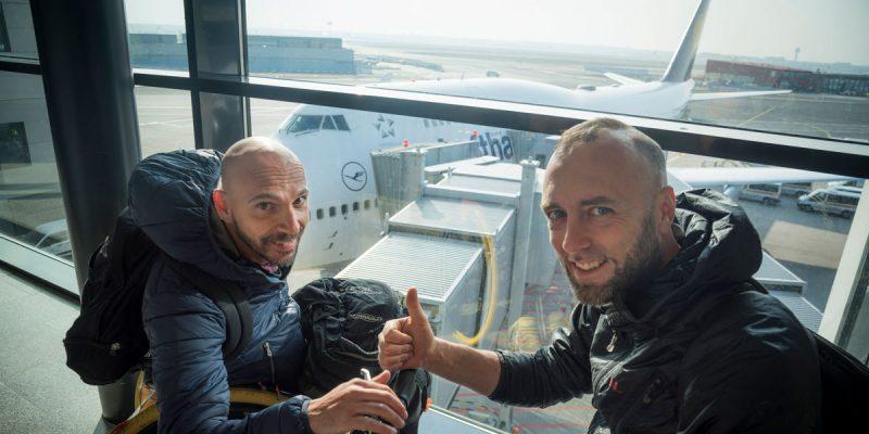 Viaggio Italia due ragazzi