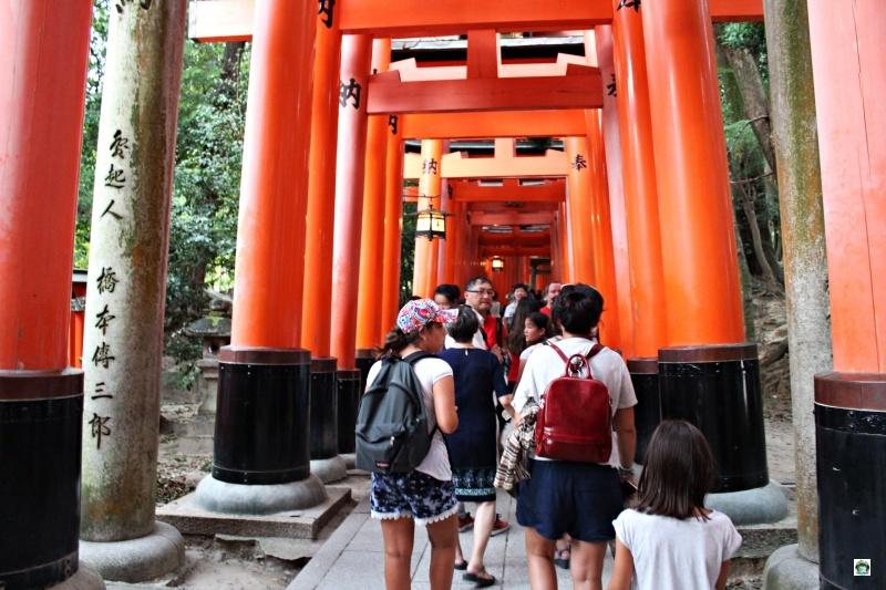 Viaggio in Giappone bambini