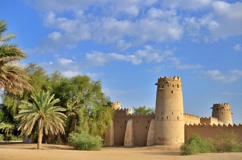 Fortezza Al Ain Abu Dhabi