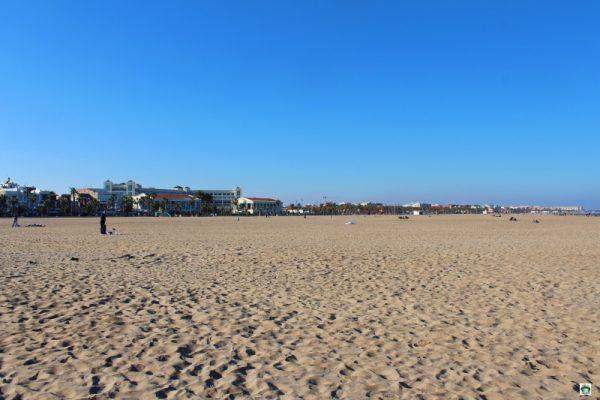 Come arrivare alla spiaggia di Valencia