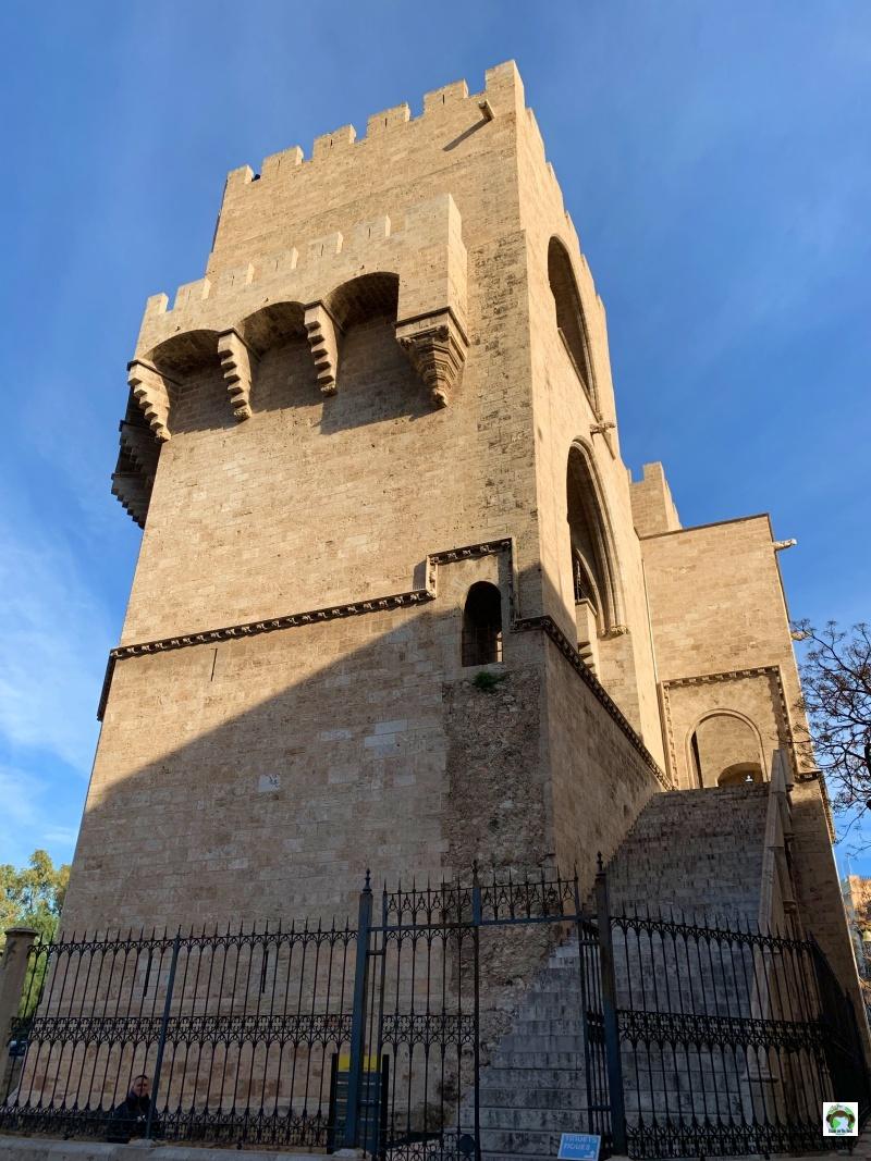 Cosa vedere a Valencia in 3 giorni Torres de Serrans
