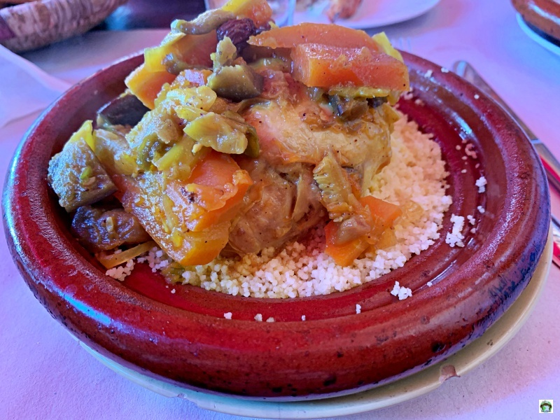couscous marocchino ingredienti