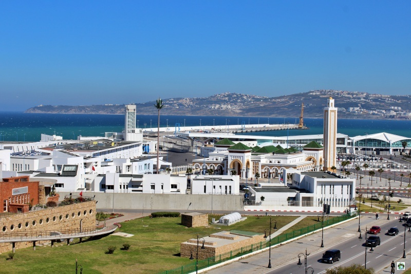 Port di Tangier Ville