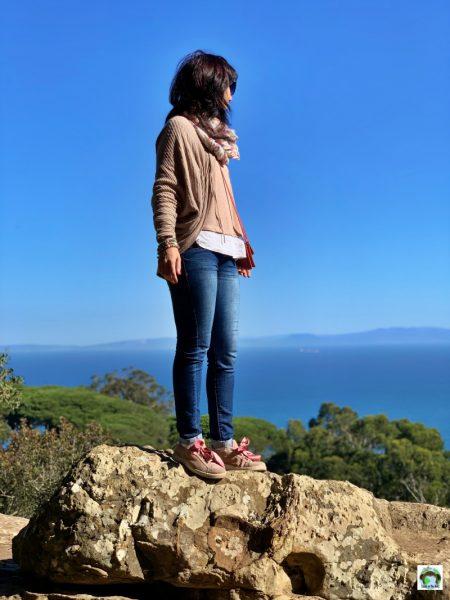 natura panorama a Tangeri
