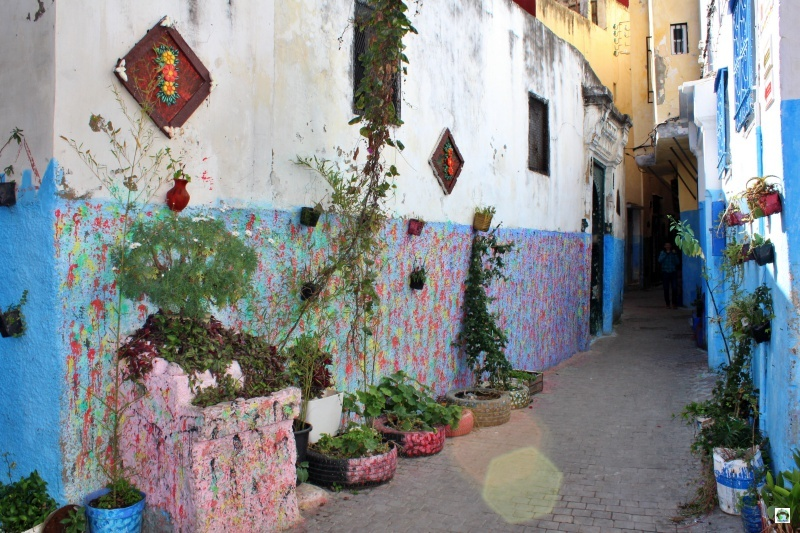 Medina a Tangeri