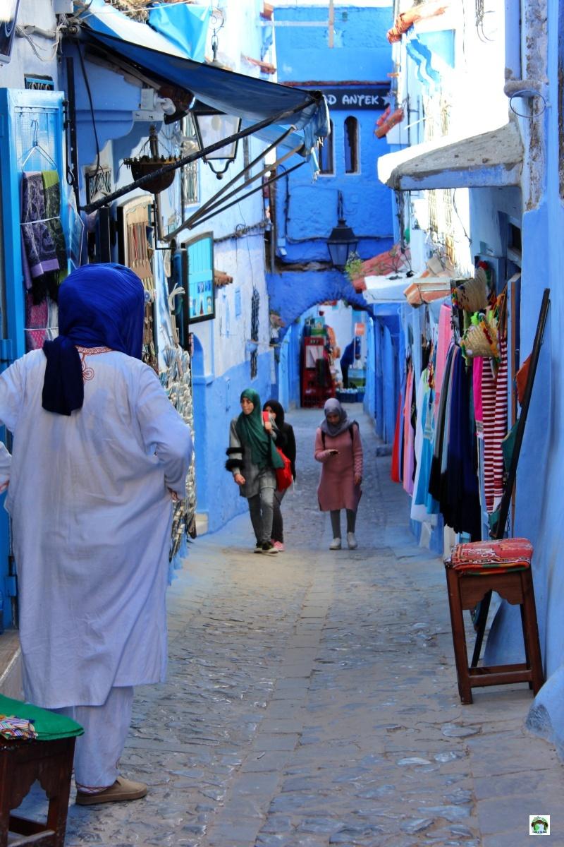 Medina a Chefchaouen