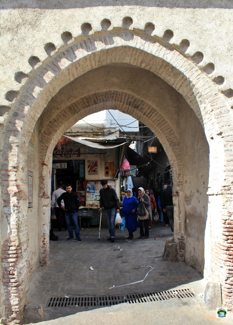 porta Medina Tetouan
