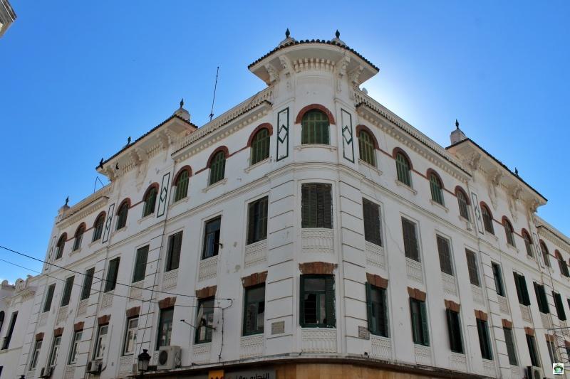 palazzo stile marocchino