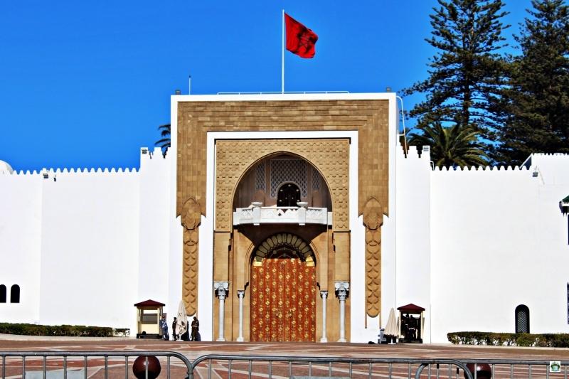 palazzo reale Tetouan