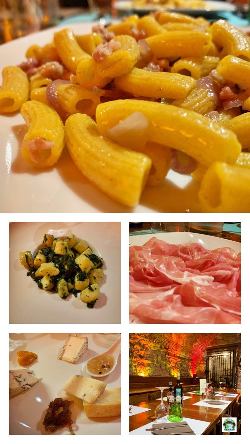 piatti tipici Montagnana