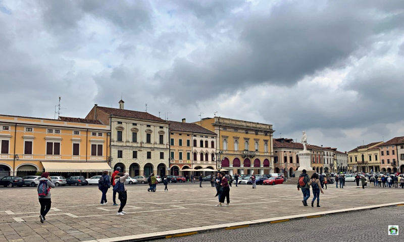 piazza Vittorio Emanuele II Montagnana