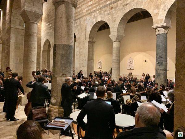 Coro e Orchestra del Conservatorio G.Braga di Teramo