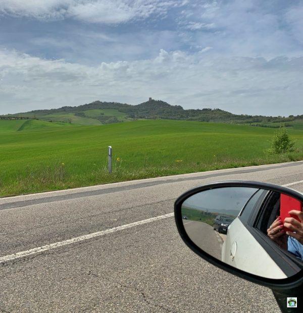 strada valli natura Toscana