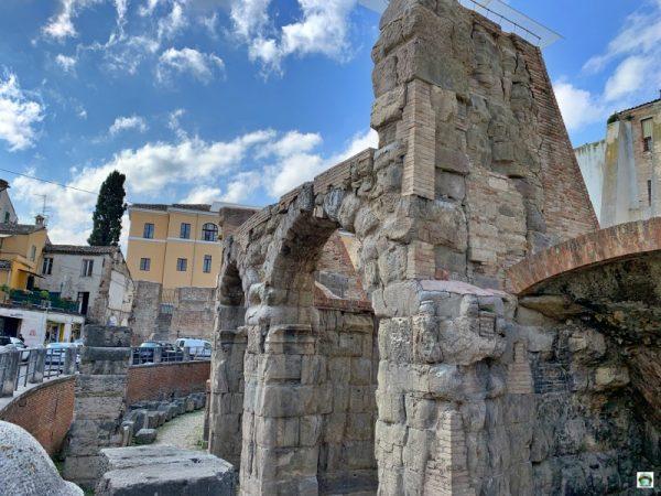 teatro romano di Teramo