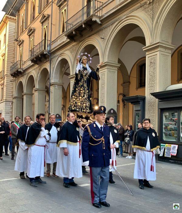 processione Madonna Teramo