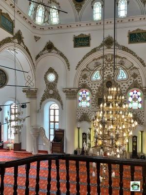 Izmir cosa vedere Hisar Camii moschea