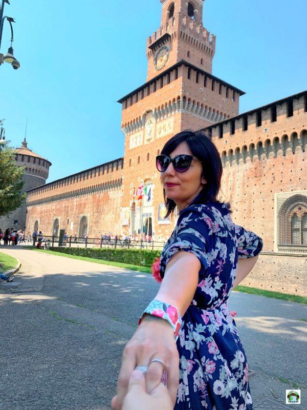 Titouch orologio bracciale anche in viaggio Milano