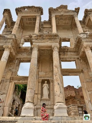 Efeso Biblioteca di Celso