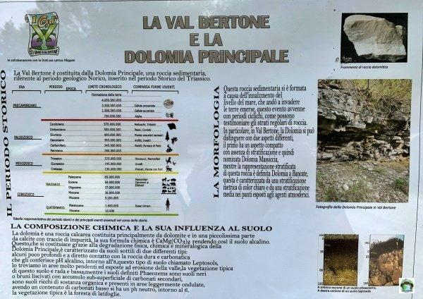 Informazioni Val Bertone