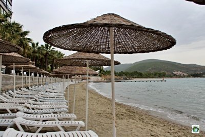 Spiaggia Tusan Beach Resort Kusadasi